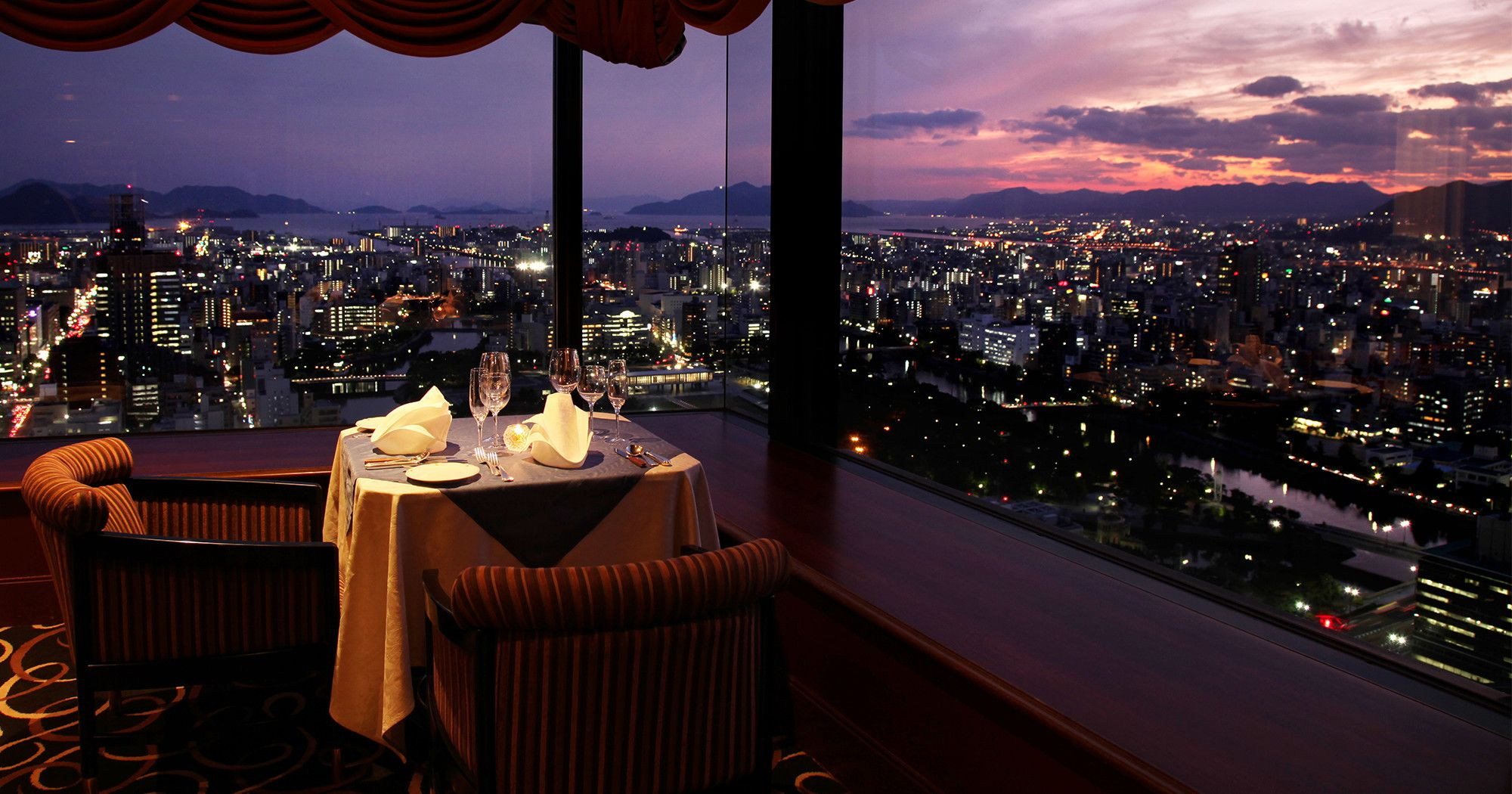 广岛丽嘉皇家酒店