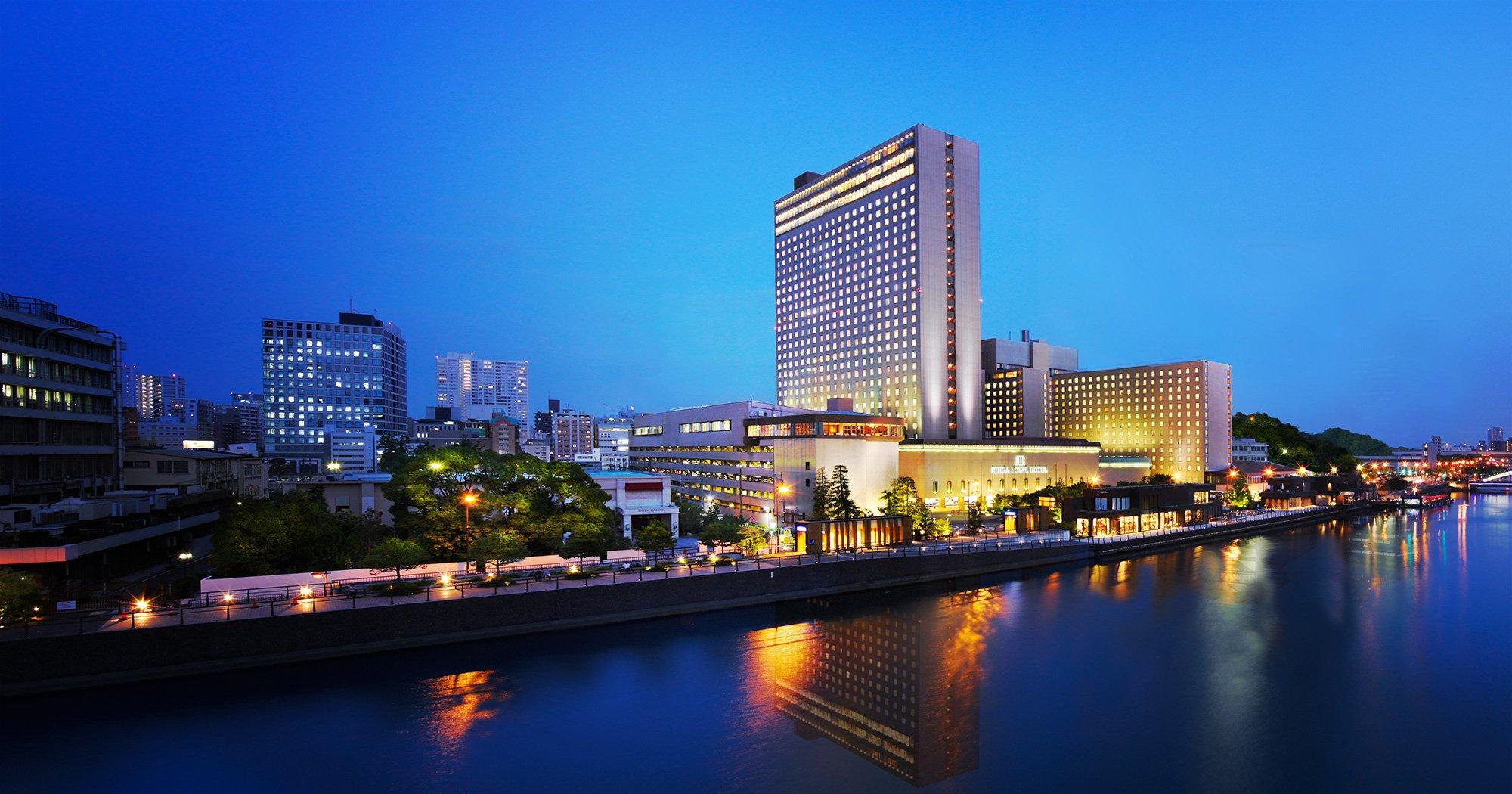 리가로얄호텔 오사카