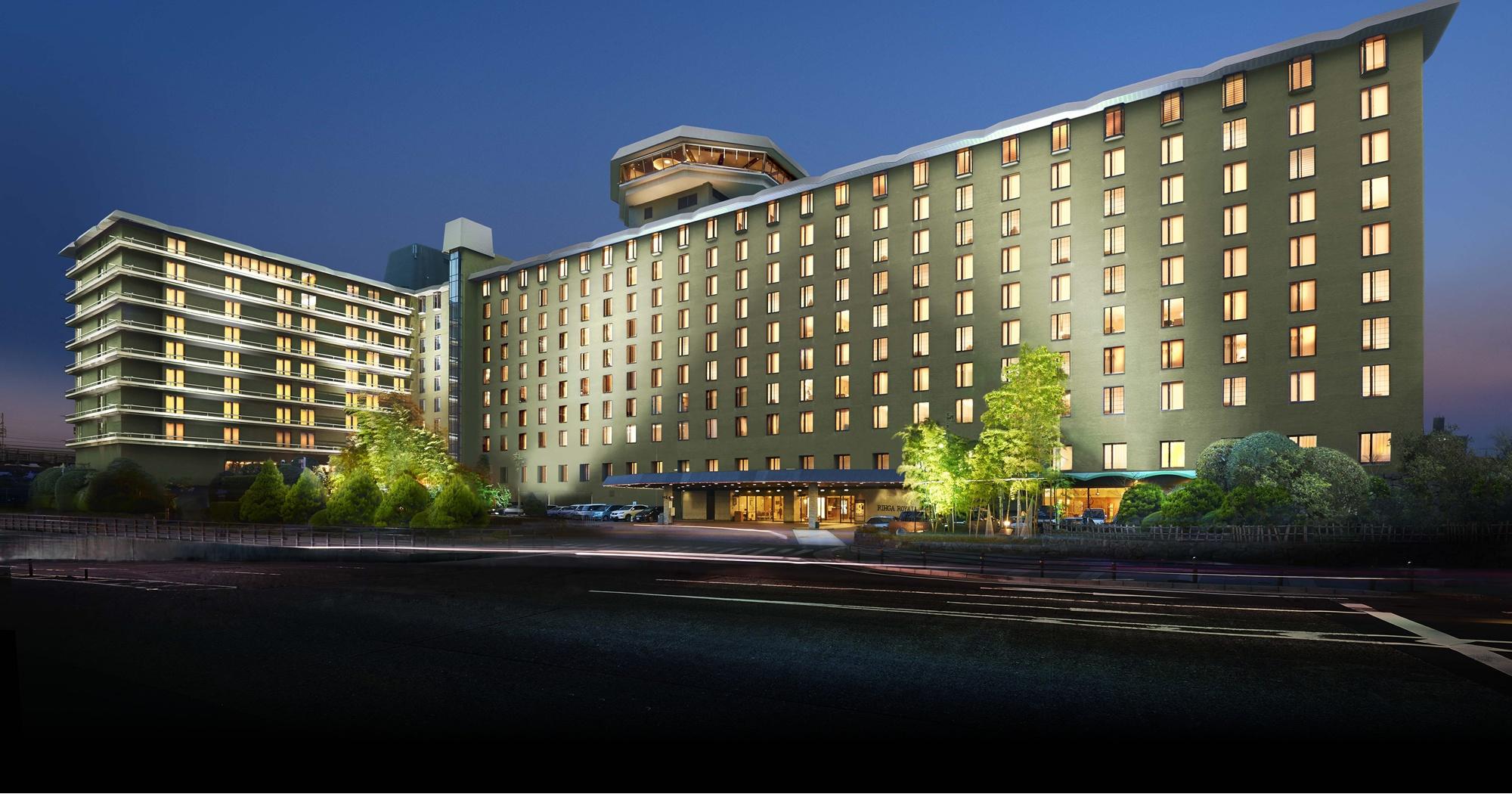 京都麗嘉皇家酒店