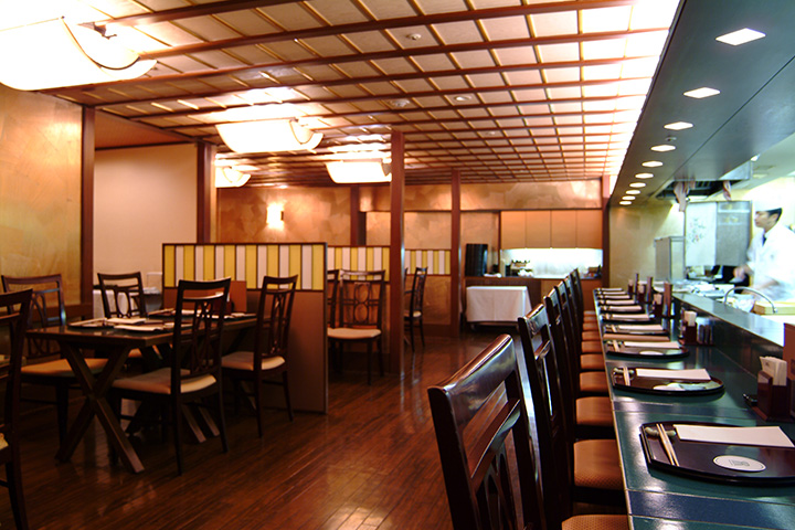 Counter Kappo Miotsukushi(Traditional Japanese Cuisine)