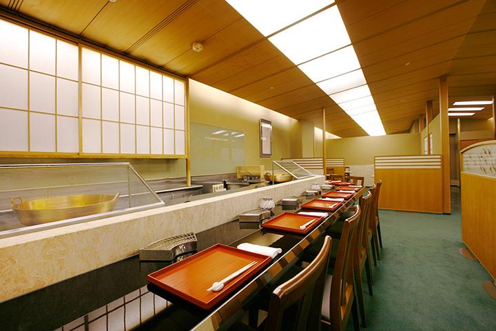 Nakata (Edo-style Sushi)