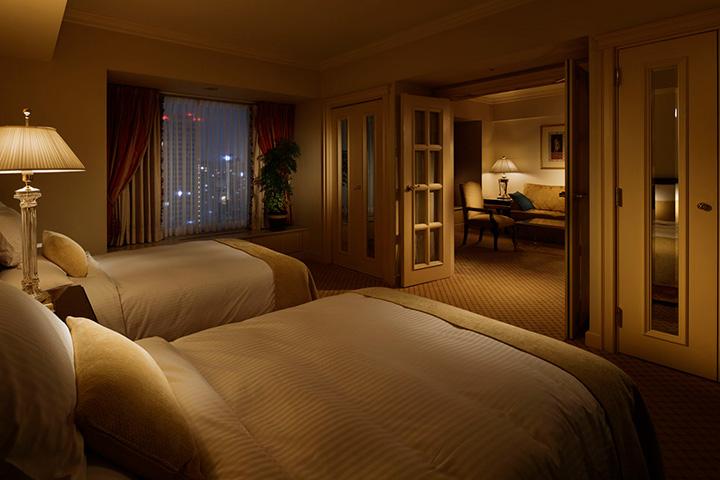 European Classic - Suite Bedroom