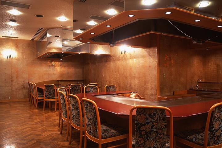 Japanese Restaurant Naniwa (Teppan-yaki)