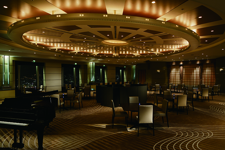 French Dining & Sky Lounge RIHGA Top