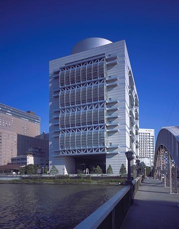 Grand Cube Osaka - The Osaka International Convention Center