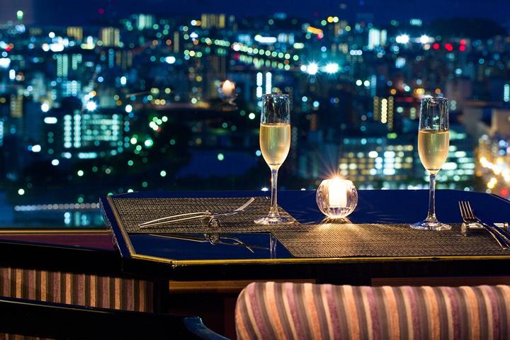 Sky Lounge RIHGA Top