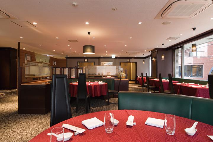Chinese Restaurant Tokaen