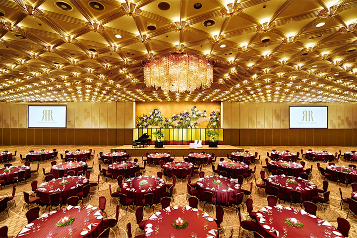 Korin - Banquet Style (Round Table)