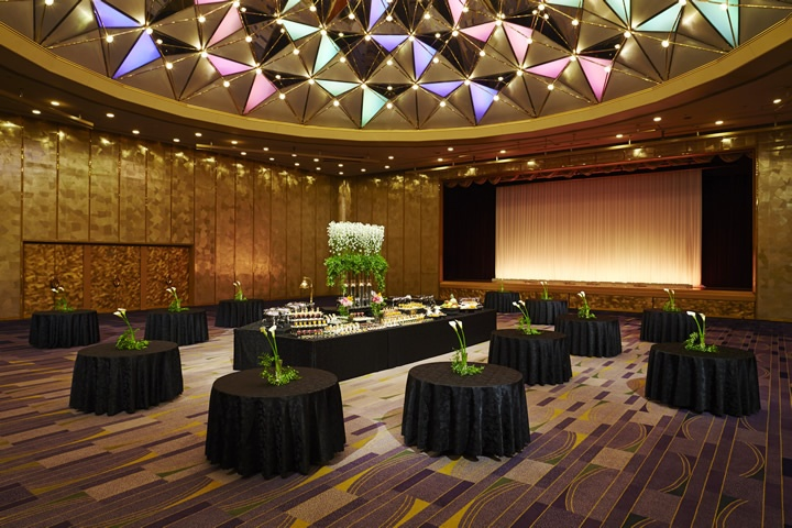Royal Hall - Buffet Party Style