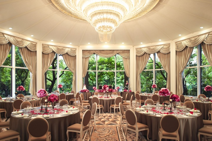 Diamond Room - Banquet Style (Round Table)