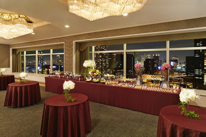 Emerald Room - Buffet Party Style