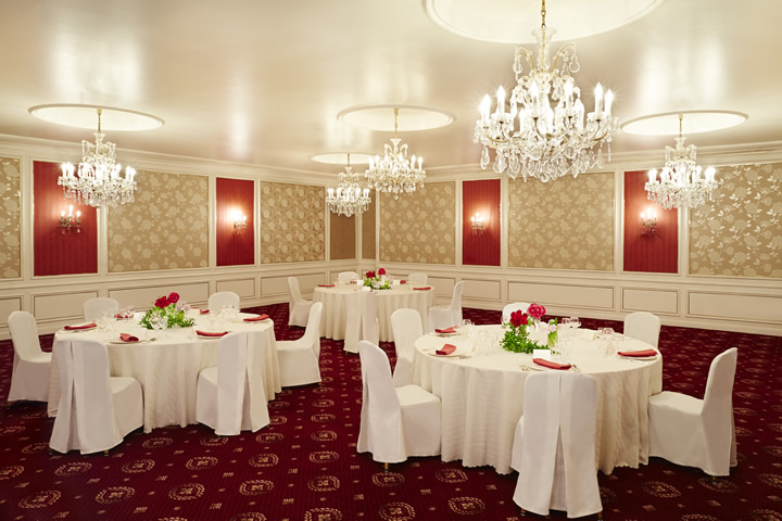 Botan(Peony) - Banquet Style (Round Table)