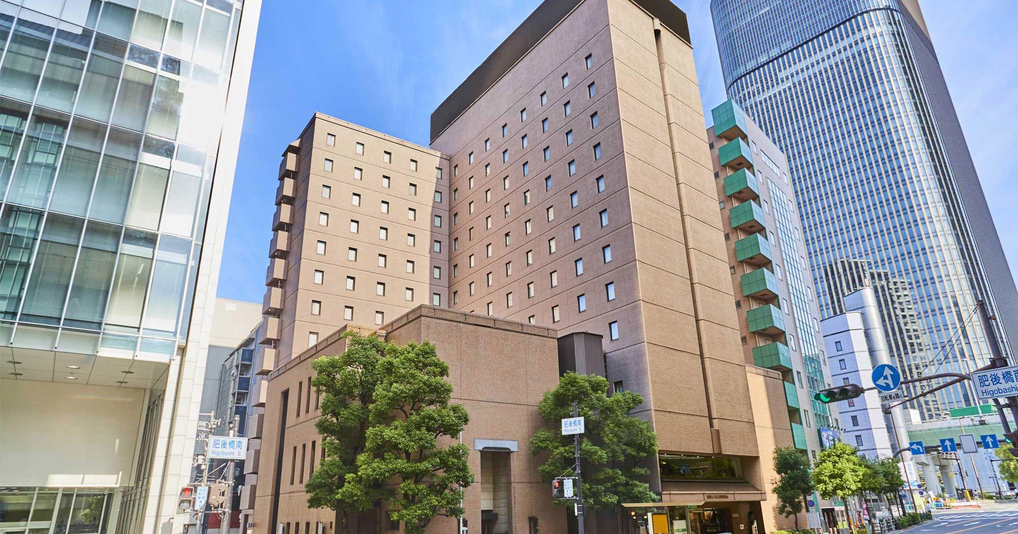 丽嘉PLACE肥後橋酒店